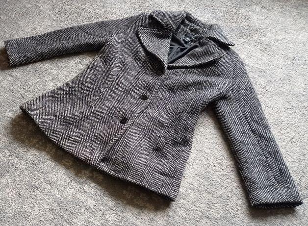 Пальто пиджак укороченный