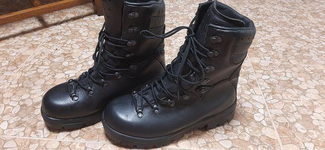 Ocieplane buty wojskowe