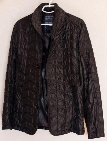 Продается черная стильная куртка SAZ (Турция)