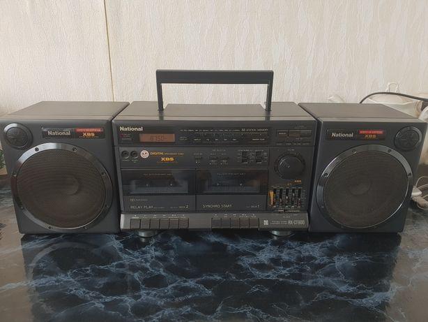 Продам стерео система National RX-CT900.Japan.