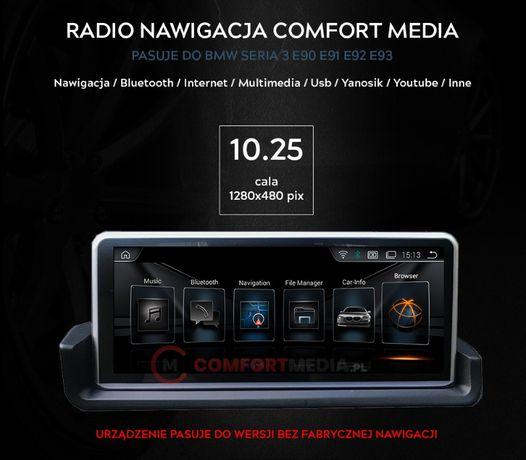 Radio Nawigacja ANDROID BMW 3 E90 E91 E92 E93