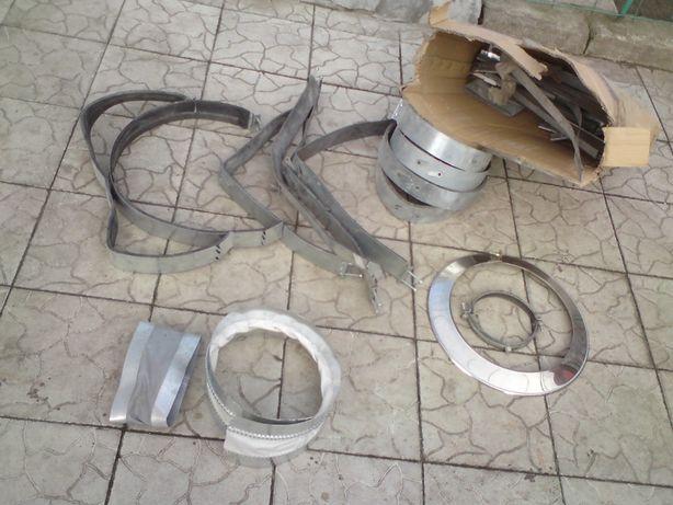 Хомуты (хомут, стяжка) FK, Salda Apkaba, окапник Ф 310, гибкая вставка