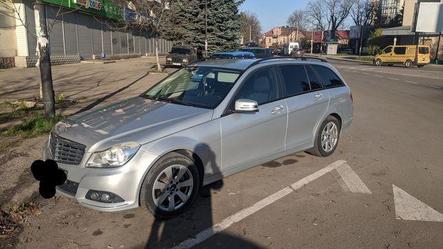 Mercedes w204 c180