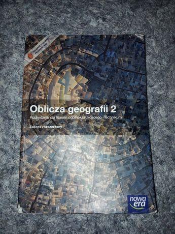 Oblicza geografii 2 liceum technikum zakres rozszerzony