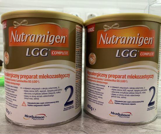 Смесь - Детское питание Nutramigen LGG