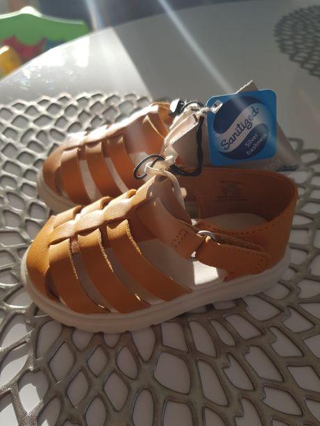 Sandałki dziecięce Zara nowe