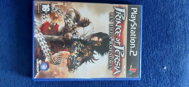 Gra na PS 2 . Prince of Persia