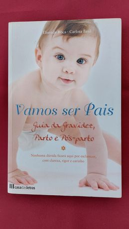 """Livro """"Vamos ser pais"""""""