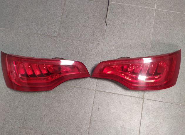 Lamy tylne Audi Q7 FL