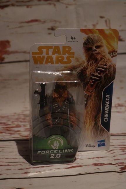 Star Wars figurka Chewbacca Hasbro Force Link