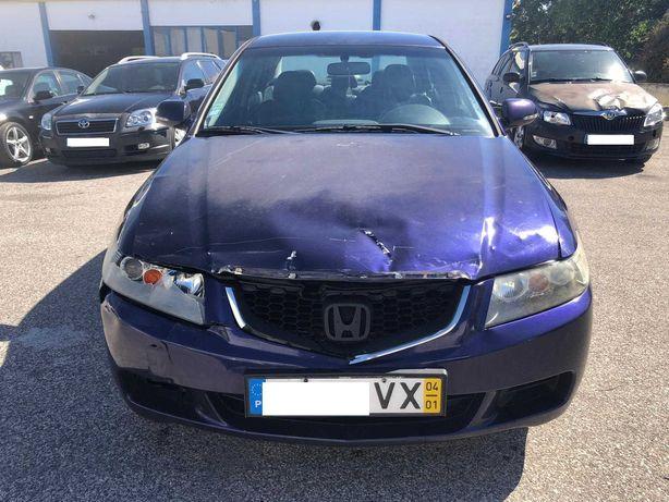 Honda Accord VII 140 CV 2.2 i-CTDi de 2004