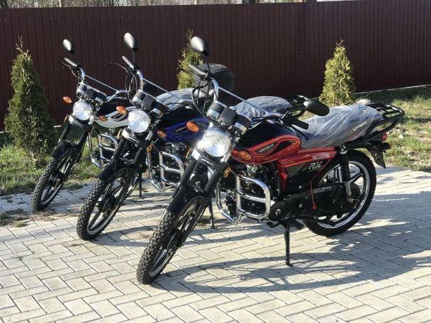 Мопед/Мотоцикл Вайпер 110,125,150,200 Доставка + мастило Мотуль 1л