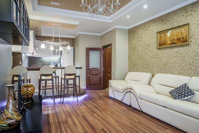 Шикарная светлая 4-комнатная квартира в центре Киева