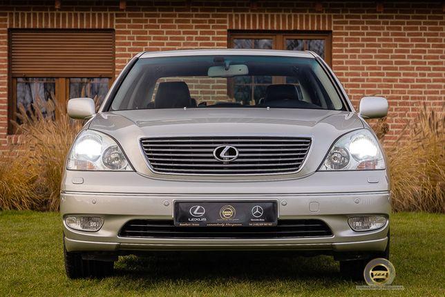 Lexus LS 430 + Serwis