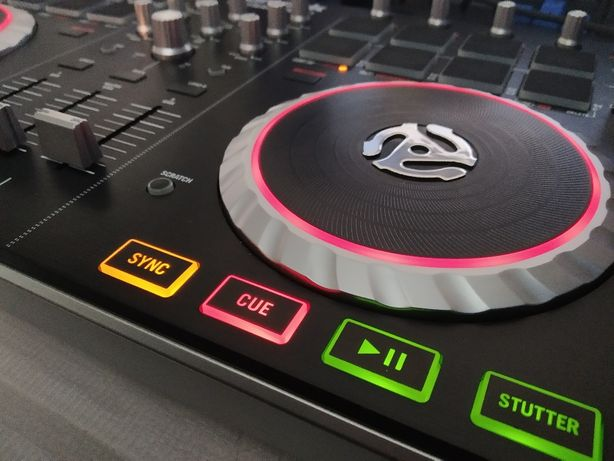 Controladora Numark Controlador DJ Mixtrack Pro II (Novo)