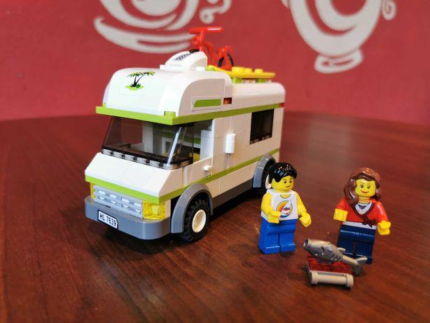 Lego 7639 Kamper kompletny