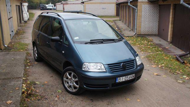 VW Sharan 1.8T 150KM 2001r 6-biegów