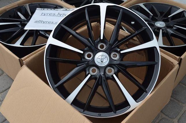 Диски 5*114_3 R17 Toyota NEW Camry Rav 4 CH R Avensis Auris Corolla