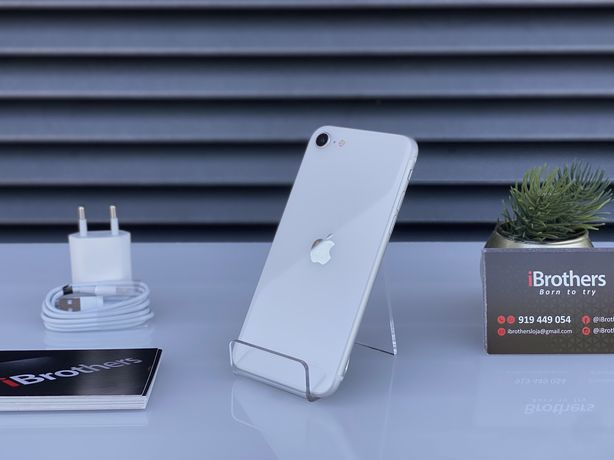 iPhone SE 2020 White 64GB Desbloqueado
