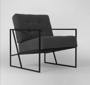 Крісла в стилі Loft