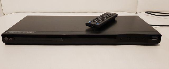 Odtwarzacz DVD LG DP822H