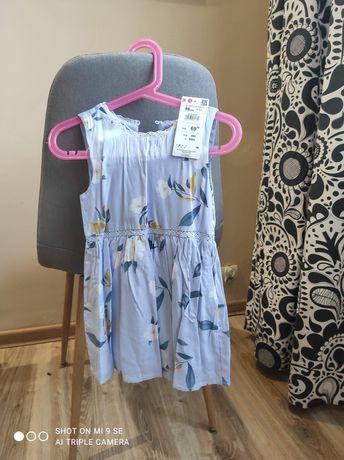 Nowa sukienka Reserved roz 98