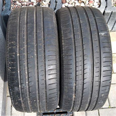 Opony 2 szt Pirelli PZero Rosso 275/40 ZR20 106Y BMW X5 X6