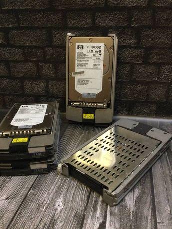 "Жесткий диск HP BF0728B26A 72.8 Gb 15000 rpm SCSI 3.5"" HDD"