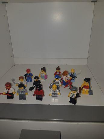 Lego ludziki mix