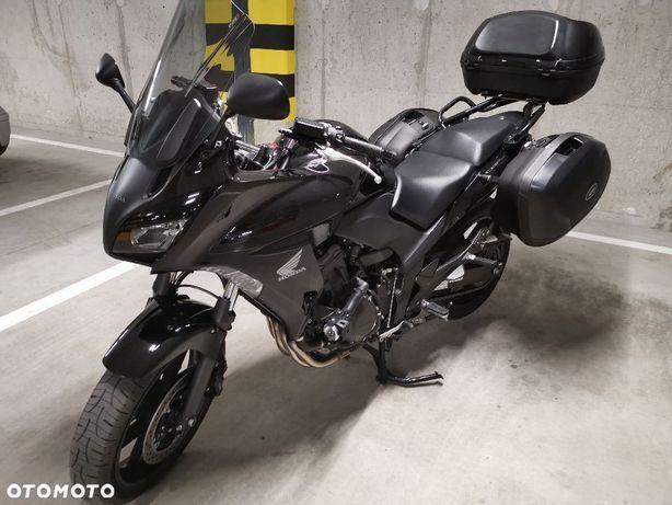 Honda CBF Honda CBF 1000,bezwypadkowa 100%,kufry,stan bardzo dobry