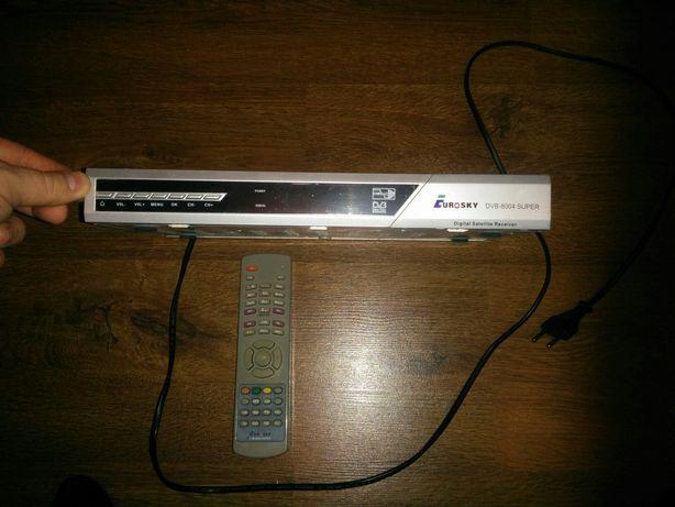 Спутниковый ресивер Eurosky DVB-8004 super