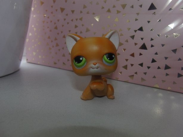 Littlest Pet Shop Lps Unikat shorthair #11