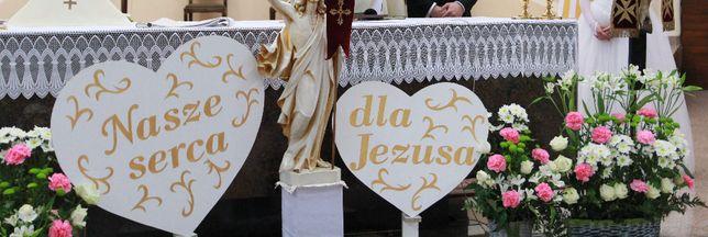 "Serca "" Nasze serca dla Jezusa"""