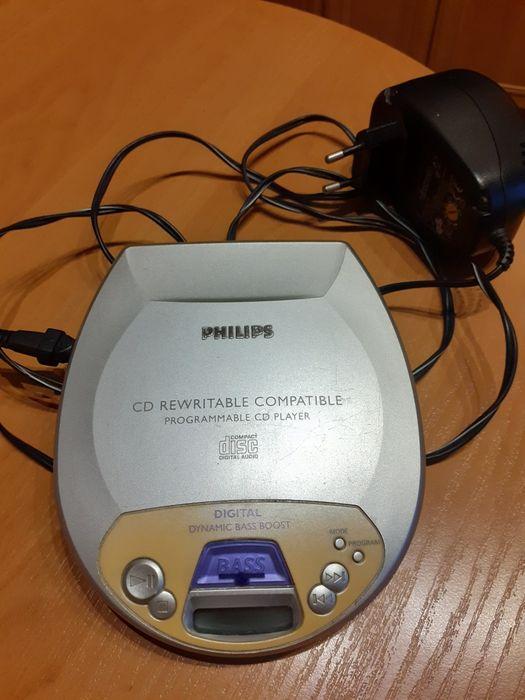 Odtwarzacz cd Philips Łódź - image 1