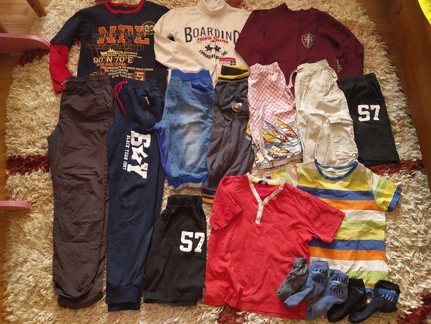 Пакет одежды для мальчика. 128-140р.