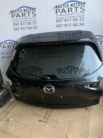 Mazda CX5 крышка багажника рестайлинг в наличии