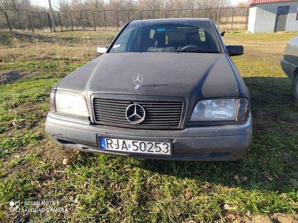 Mercedes 2.2 газ бензин