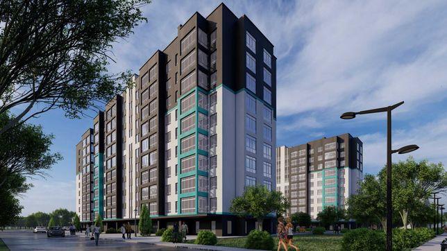 Компактна 2-кімнатна квартира в центральній частині міста