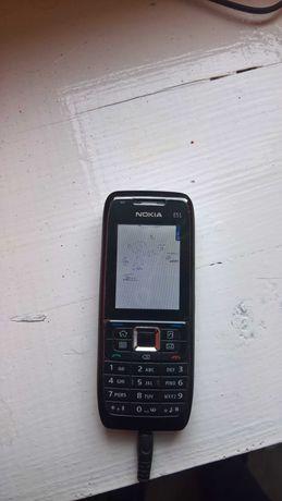 Nokia E51 na części