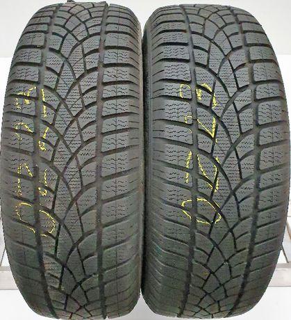 2x 205/60/16 Dunlop Sp Winter Sport 3D 92H OZ23