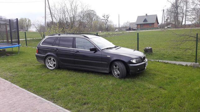 Sprzedam BMW E 46 xdrive 2004r