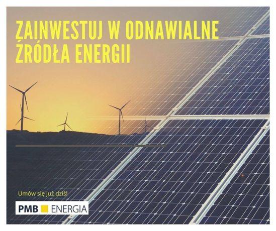 Fotowoltaika – PMB Energia z Kórnika