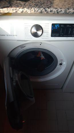 Maquina lavar e secar roupa
