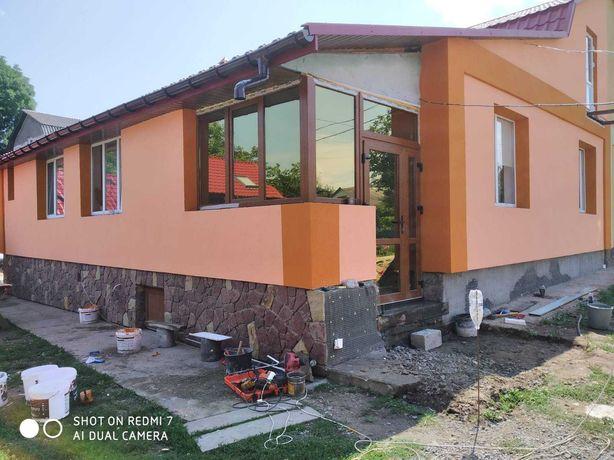 Фасадні та Внутрішні роботи