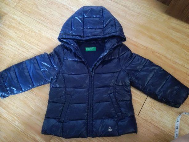 Kurtka zimowa United Color of Benetton
