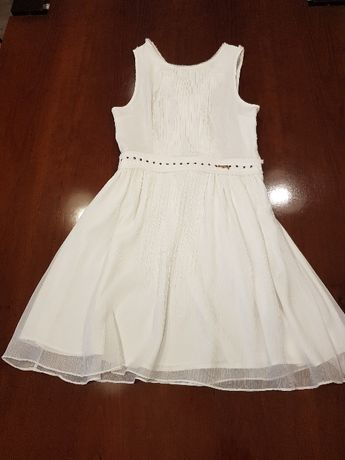 Vestido Branco Guess - Novo