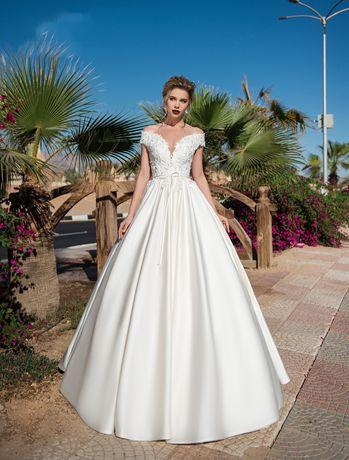 Vestido de Noiva - Tamanho S/M