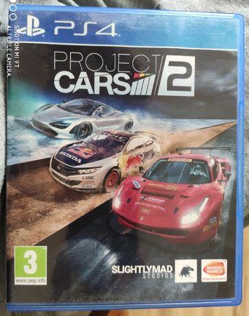 Project Cars 2 PL. - PS4