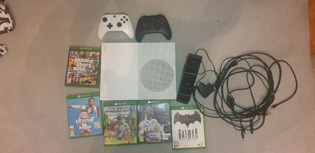 Konsola Xbox One S 500GB