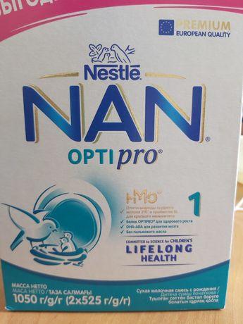 Смесь NAN OptiPro1